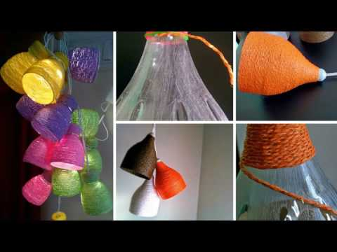 10 Best out of waste Craft Ideas / Decorative Art & Craft ideas by Recycling Waste Material