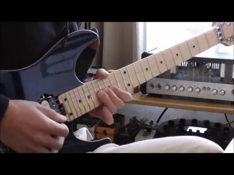 Vinai Trinateepakdee - Move The Sky (Guitar Cover)