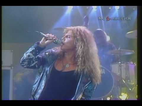 Europe -  I'll Cry For you (Playback Performance on Peters Pop Show 1991)