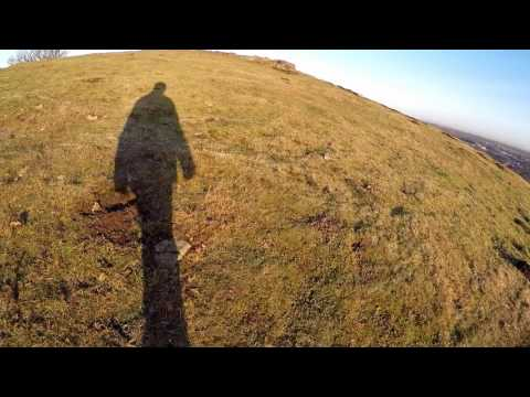 Country Walk - Trying GoPro