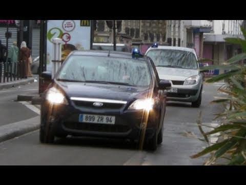 unmarked police car compilation voitures banalis es paris youtube. Black Bedroom Furniture Sets. Home Design Ideas