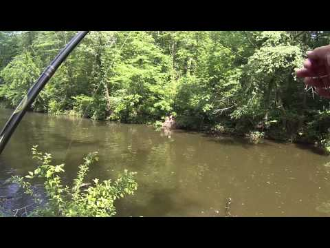 Exploring And Fishing The Schuylkill Canal (Mont Clare, PA)