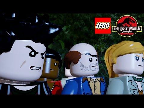 LEGO Lost World All Cutscenes (Game Movie) HD