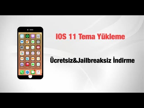 iphone 6 Plus jailbreaksiz tema yükleme