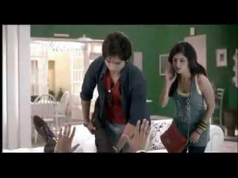 Shahid Kapoor ads 2011