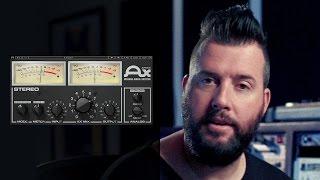 Dave Audé About Aphex Vintage Aural Exciter