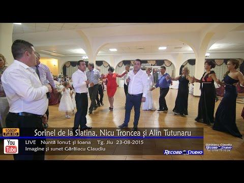 Sorinel de la Slatina si Nicu Troncea - ( Constantine ) ASCULTARE / HORA LIVE Nunta Ionut & Ioana