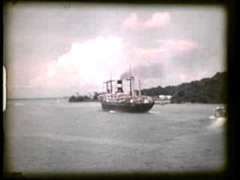 An N Class ship of The British India Steam Navigation Co; Singapore 1969.