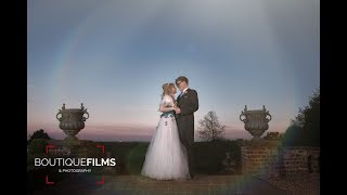 Tara & Gary Layer Marney Tower wedding film Highlights | Boutique films & photography