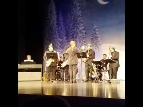 Los Angeles Music and Arts School Jazz Band   So What Miles Davis Cover