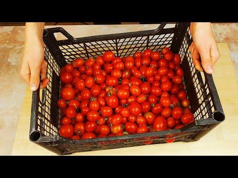 То, что я делаю с помидорами на зиму, перевернёт Ваше сознание!