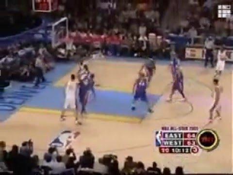 2005 NBA all-star higlights