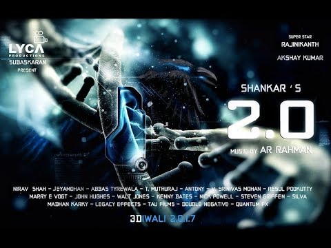 Download ROBOT 2.0 Trailer Hindi ||  Superstar Rajnikant, Akshay Kumar