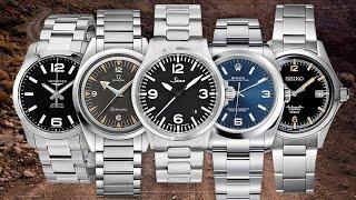 Baixar 9 Rolex Explorer Alternatives for All Budgets