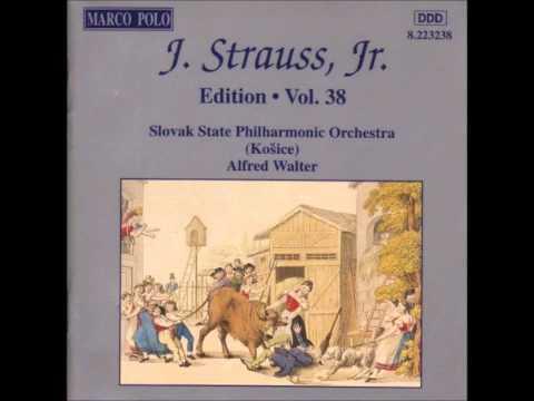 Johann Strauss II - Op.11 - Faschings-Lieder Walzer (Carnival Songs Waltz)