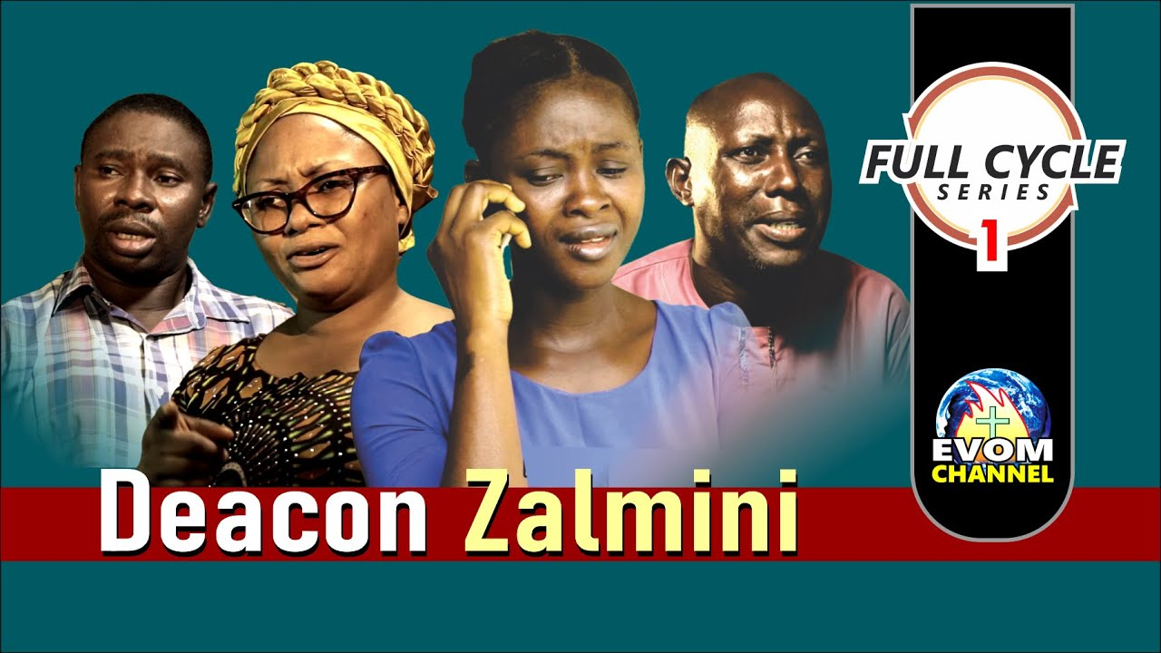 Download DEACON ZALMINI - Full Cycle Series (Eps1) // Written & Directed by 'Shola Mike Agboola // EVOM Films