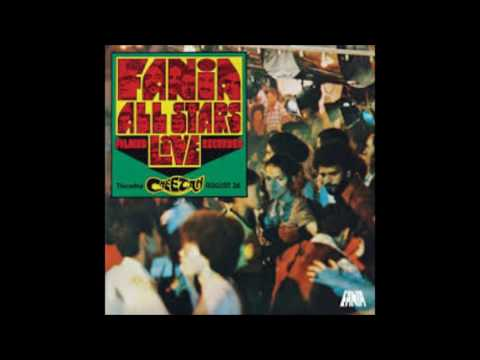FANIA ALL STARS: Live At The Cheetah. (Álbumes Completos)