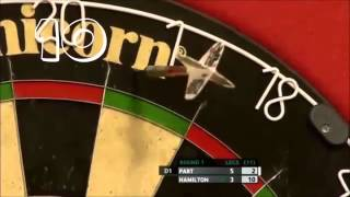 Darts Fail - What you shouldn't do with 18 match darts