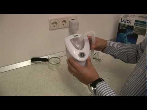 Kasjan i nebulizator doovi for Laica aerosol