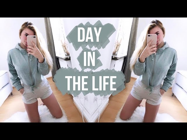 Mein Alltag + Cheat day? I Food Diary I Follow me around I Dyedblondpony