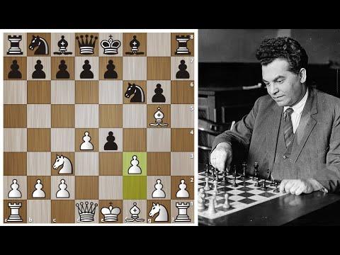 Рети жертвует Эйве в дебюте 2 ладьи и побеждает в 17 ходов! Гамбит Стаунтона! Шахматы.