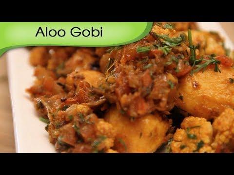 Aloo Gobi   Potato & Cauliflower Stir Fry   Easy To Make Main Course Recipe By Ruchi Bharani