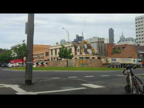 Carlton Pub Illegally Destroyed