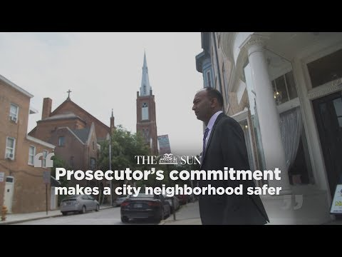 Thiru Vignarajah for Baltimore City State's Attorney Announcement Video