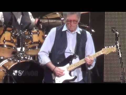 Eric Clapton / 2016-4-15 Budokan Hall Tokyo Japan.