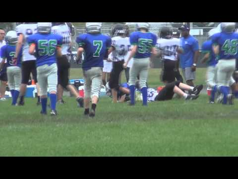 2014 Football Game 1 Highlights