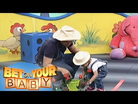 Bet On Your Baby: Baby Dome challenge with Daddy Madz and baby Jajah