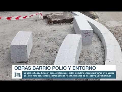 Obras Barrio de Polio y entorno