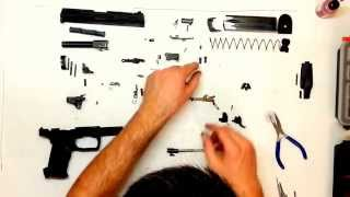 Desmontaje Completo Walther P99