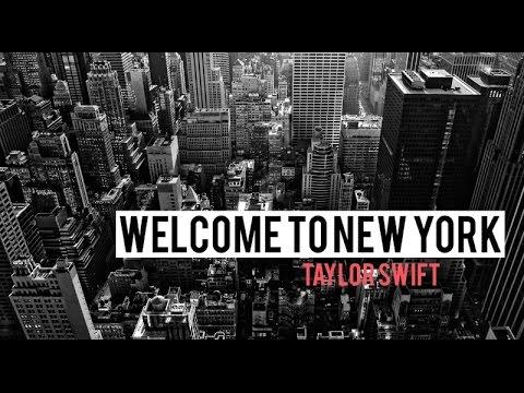 Taylor Swift «Welcome To New York» (Traducida al Español)