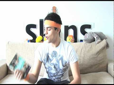 Skins Novel with Sean Teale