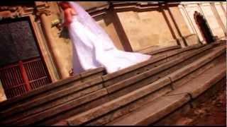 Dovilės ir Justo vestuvinis vaizdo klipas  2009 m.