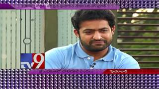 Political punches in Jr NTR's Jai Lava Kusa? : Show Time - TV9