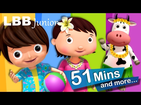 Party Games Song | And Lots More Original Songs | From LBB Junior!