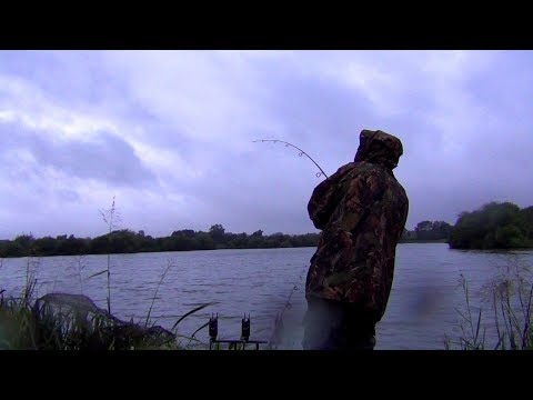 Frisby Lakes Part one - Carp Fishing