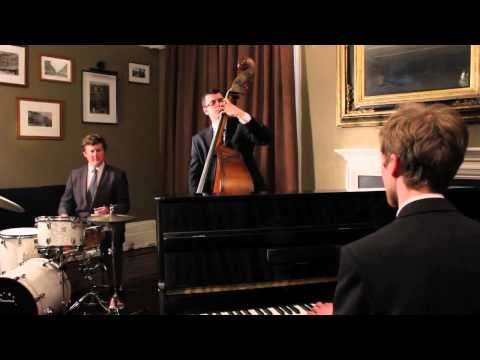 Hire a Jazz Trio for Weddings and Corporate Events | Blueprint Trio