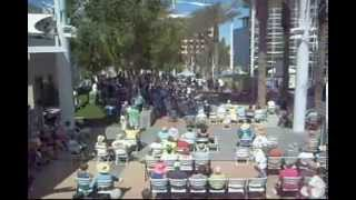 Lunchtime Free Concert Mesa, AZ 4-10-11.wmv