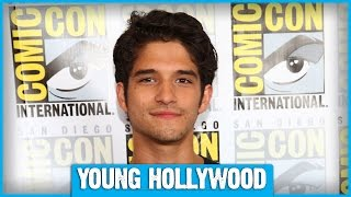 TEEN WOLF Cast Ride-Along at Comic-Con!