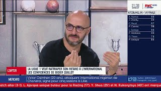 After - L'exportation du foot français est ratée selon François Manardo