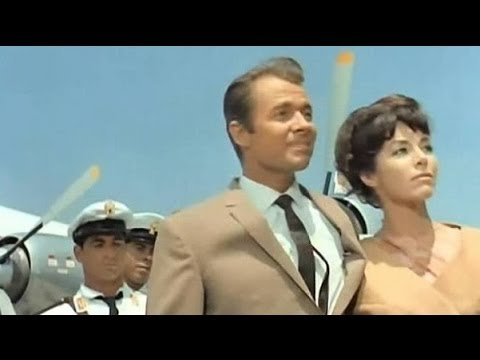 Trunk To Cairo Theatrical Trailer Starring Audie Murphy
