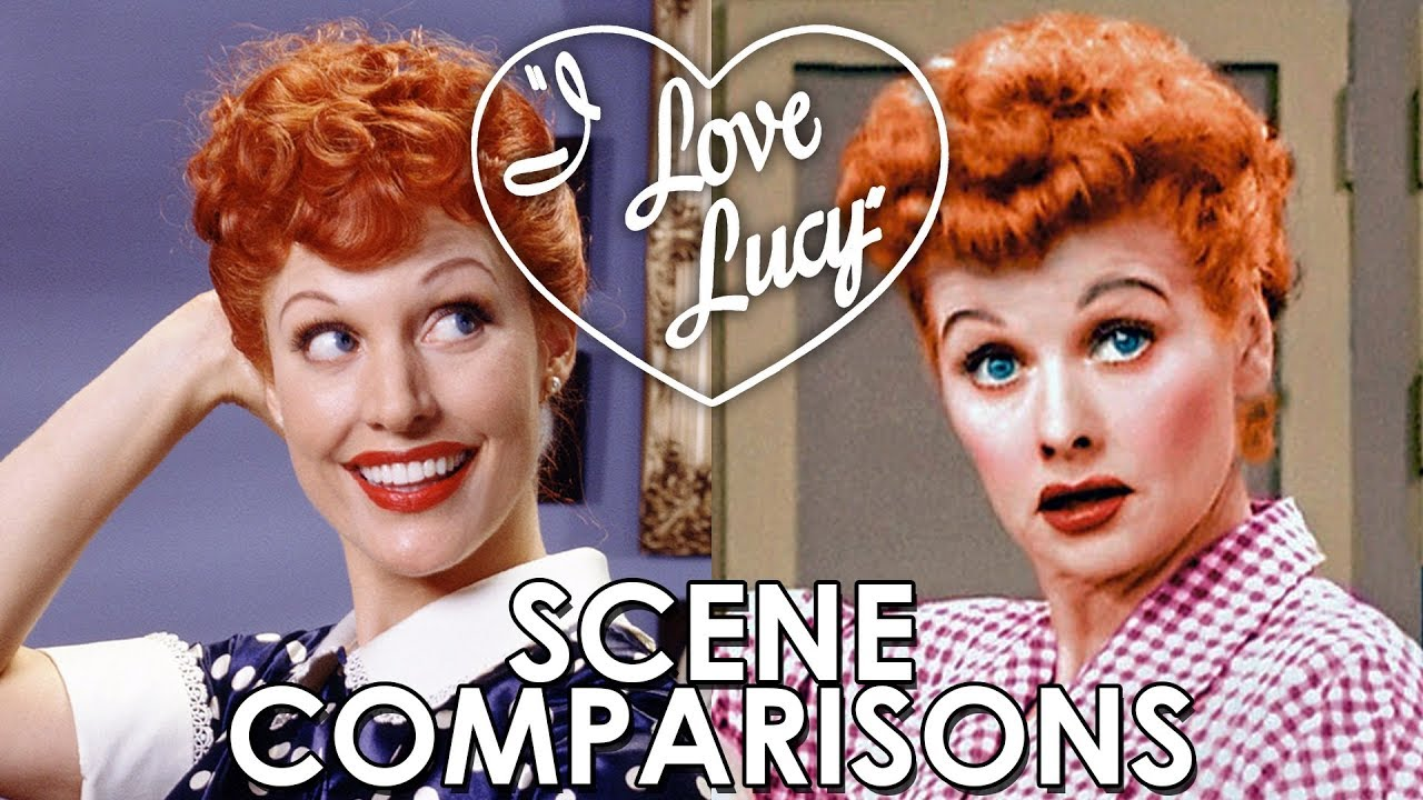 Download Lucy (2003) and I Love Lucy (1951–1957) - scene comparisons
