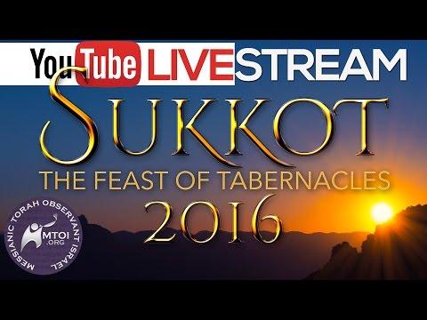 MTOI 2016 Sukkot - Scripture Reading & Midrash - 10-18-2016