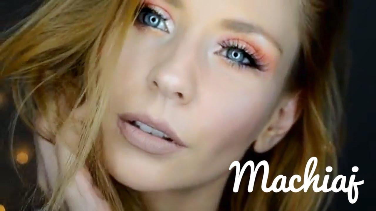 Machiaj Pentru Ocazii Speciale Prom Nunta Botez Youtube