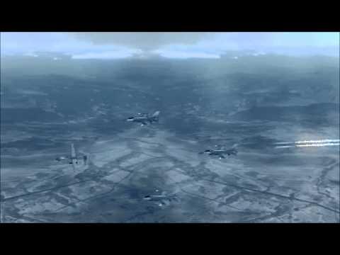 Aerial Battle (VFX Test)
