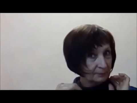 Стрижка - Боб № 3 (пушистые волосы)