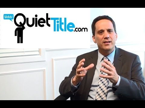 How to Buy Tax Sale Properties and when to Quiet Title